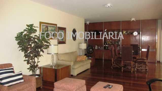 SALA - Apartamento à venda Rua General Artigas,Leblon, Rio de Janeiro - R$ 9.500.000 - FLAP40131 - 5