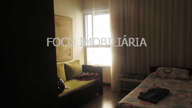 QUARTO 1 - Apartamento à venda Rua General Artigas,Leblon, Rio de Janeiro - R$ 9.500.000 - FLAP40131 - 13