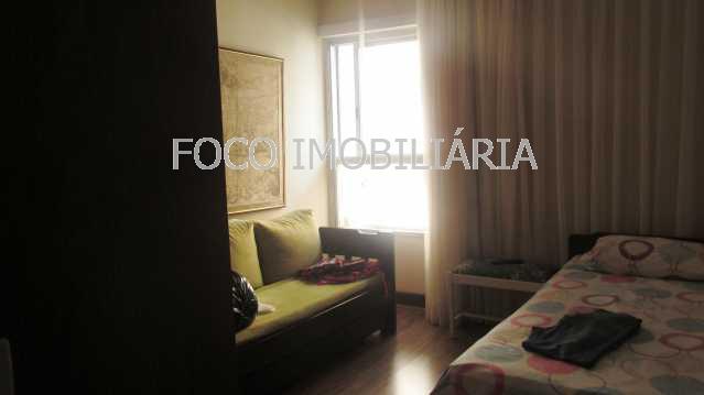 QUARTO 1 - Apartamento à venda Rua General Artigas,Leblon, Rio de Janeiro - R$ 9.500.000 - FLAP40131 - 23