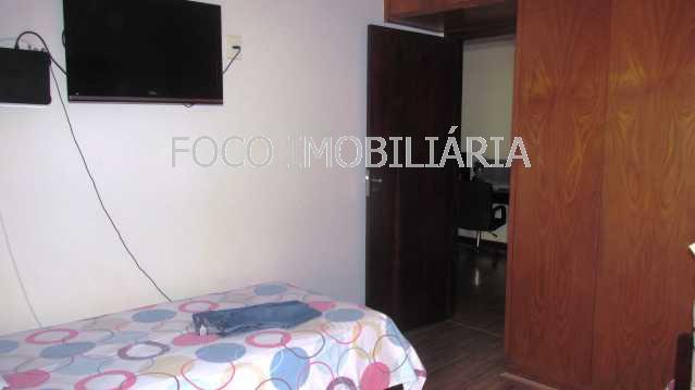 QUARTO 1 - Apartamento à venda Rua General Artigas,Leblon, Rio de Janeiro - R$ 9.500.000 - FLAP40131 - 16