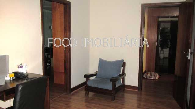 ANTE SALA ACESSO QUARTOS - Apartamento à venda Rua General Artigas,Leblon, Rio de Janeiro - R$ 9.500.000 - FLAP40131 - 7
