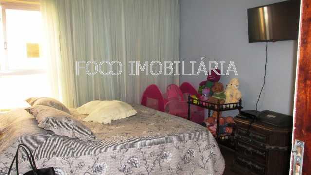 QUARTO 2 - Apartamento à venda Rua General Artigas,Leblon, Rio de Janeiro - R$ 9.500.000 - FLAP40131 - 15