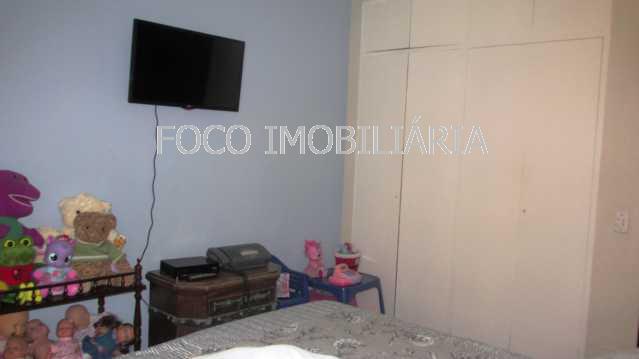 QUARTO 2 - Apartamento à venda Rua General Artigas,Leblon, Rio de Janeiro - R$ 9.500.000 - FLAP40131 - 14