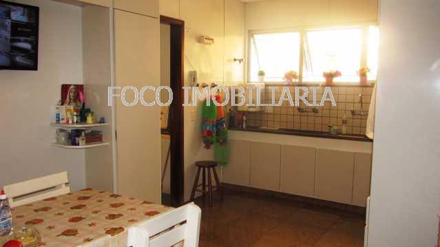 COPA COZINHA - Apartamento à venda Rua General Artigas,Leblon, Rio de Janeiro - R$ 9.500.000 - FLAP40131 - 26