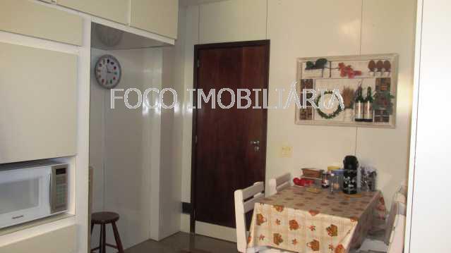 COPA  - Apartamento à venda Rua General Artigas,Leblon, Rio de Janeiro - R$ 9.500.000 - FLAP40131 - 20