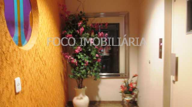HALL ENTRADA - Apartamento à venda Rua General Artigas,Leblon, Rio de Janeiro - R$ 9.500.000 - FLAP40131 - 22