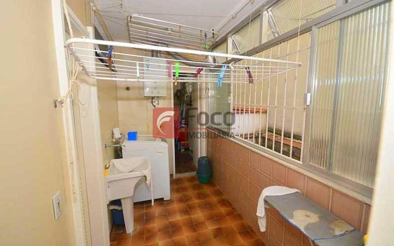 ÁREA SERVIÇO - Apartamento à venda Rua Princesa Januaria,Flamengo, Rio de Janeiro - R$ 1.490.000 - FA32293 - 24