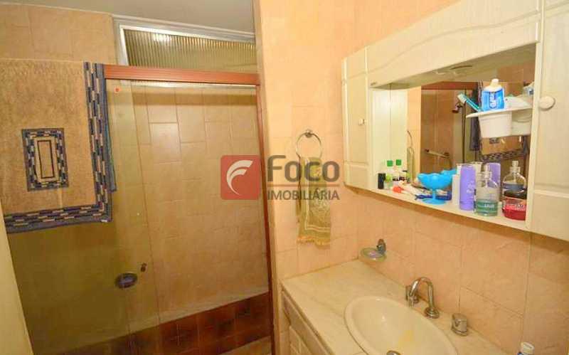 BANHEIRO SOCIAL - Apartamento à venda Rua Princesa Januaria,Flamengo, Rio de Janeiro - R$ 1.490.000 - FA32293 - 20