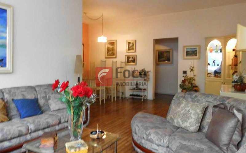 SALA - Apartamento à venda Rua Princesa Januaria,Flamengo, Rio de Janeiro - R$ 1.490.000 - FA32293 - 7