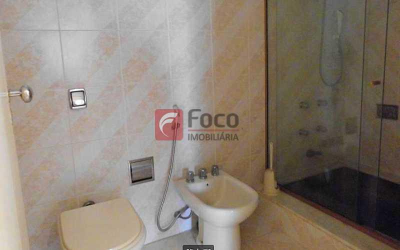 BANHEIRO SUÍTE - Apartamento à venda Rua Princesa Januaria,Flamengo, Rio de Janeiro - R$ 1.490.000 - FA32293 - 19