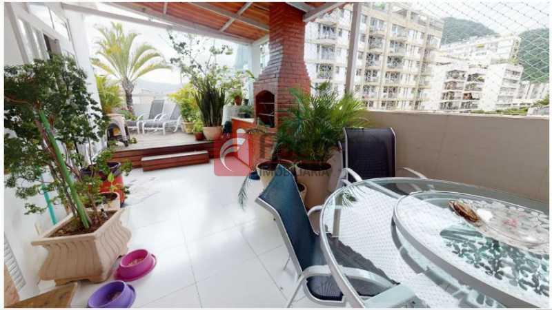 Terraço - Cobertura à venda Rua Dona Mariana,Botafogo, Rio de Janeiro - R$ 2.300.000 - FLCO30053 - 4
