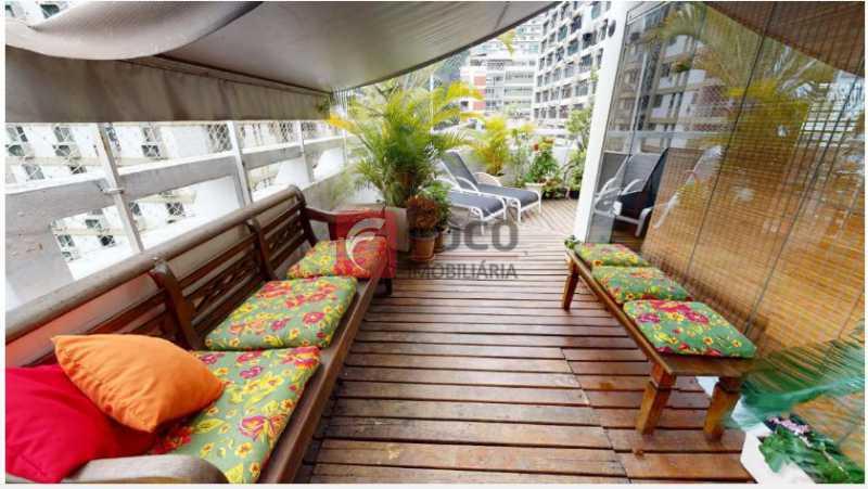 terraço 1.2 - Cobertura à venda Rua Dona Mariana,Botafogo, Rio de Janeiro - R$ 2.300.000 - FLCO30053 - 5