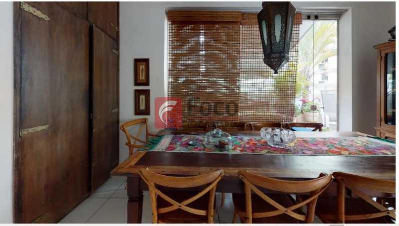 Sala jantar - Cobertura à venda Rua Dona Mariana,Botafogo, Rio de Janeiro - R$ 2.300.000 - FLCO30053 - 28