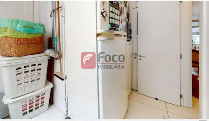 dependencia - Cobertura à venda Rua Dona Mariana,Botafogo, Rio de Janeiro - R$ 2.300.000 - FLCO30053 - 23