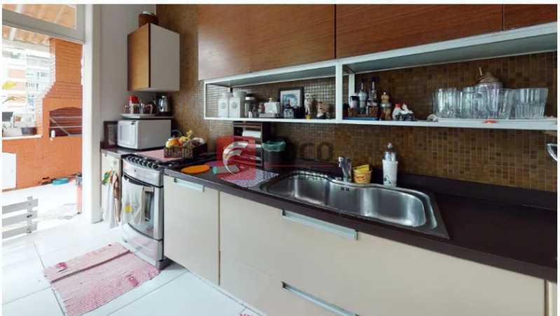 Cozinha - Cobertura à venda Rua Dona Mariana,Botafogo, Rio de Janeiro - R$ 2.300.000 - FLCO30053 - 26