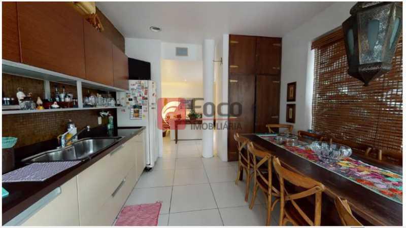 Copa cozinha1 - Cobertura à venda Rua Dona Mariana,Botafogo, Rio de Janeiro - R$ 2.300.000 - FLCO30053 - 18
