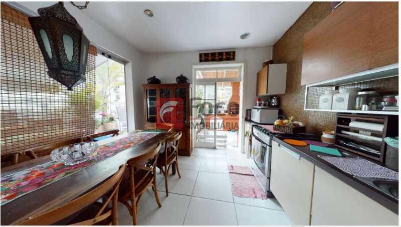 Copa cozinha - Cobertura à venda Rua Dona Mariana,Botafogo, Rio de Janeiro - R$ 2.300.000 - FLCO30053 - 19