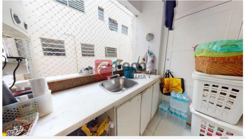 Área lavanderia - Cobertura à venda Rua Dona Mariana,Botafogo, Rio de Janeiro - R$ 2.300.000 - FLCO30053 - 21