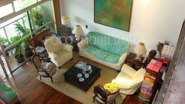 SALA - Cobertura à venda Estrada da Gávea,São Conrado, Rio de Janeiro - R$ 3.000.000 - JBCO40015 - 4