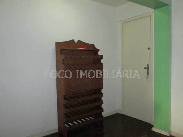 HALL ENTRADA - Apartamento à venda Praia de Botafogo,Botafogo, Rio de Janeiro - R$ 900.000 - FLAP20649 - 7