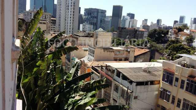 VISTA - Casa à venda Rua Francisco Muratori,Santa Teresa, Rio de Janeiro - R$ 1.000.000 - FLCA100001 - 5