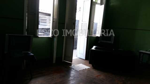 SALA - Casa à venda Rua Francisco Muratori,Santa Teresa, Rio de Janeiro - R$ 1.000.000 - FLCA100001 - 7