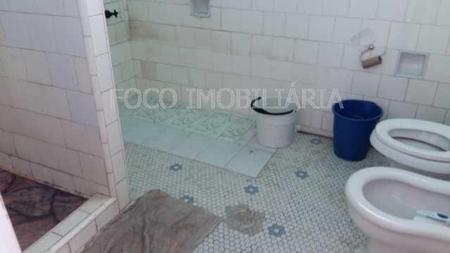BANHEIRO - Casa à venda Rua Francisco Muratori,Santa Teresa, Rio de Janeiro - R$ 1.000.000 - FLCA100001 - 11