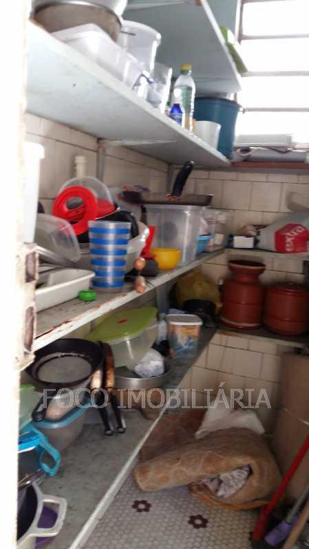 DISPENSA - Casa à venda Rua Francisco Muratori,Santa Teresa, Rio de Janeiro - R$ 1.000.000 - FLCA100001 - 9