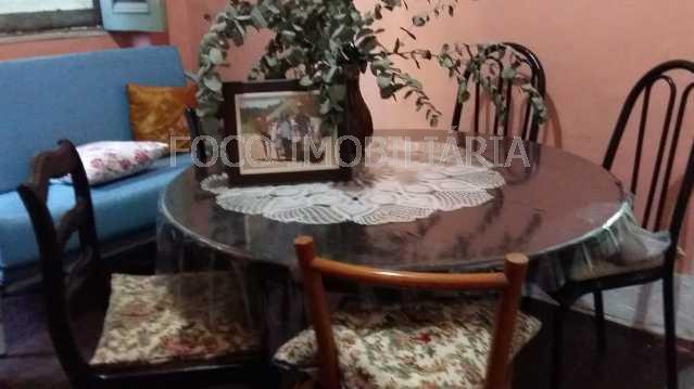 SALA - Casa à venda Rua Francisco Muratori,Santa Teresa, Rio de Janeiro - R$ 1.000.000 - FLCA100001 - 10