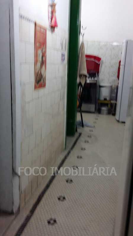 VARANDA - Casa à venda Rua Francisco Muratori,Santa Teresa, Rio de Janeiro - R$ 1.000.000 - FLCA100001 - 8