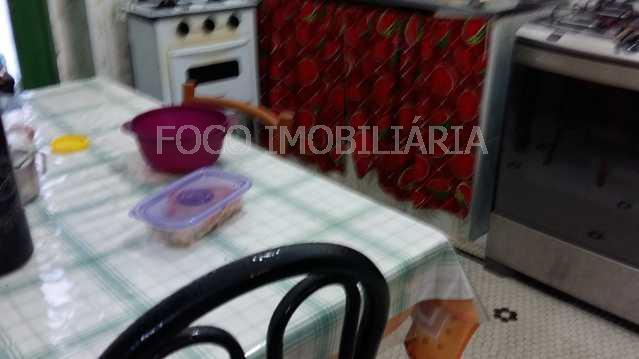 COZINHA - Casa à venda Rua Francisco Muratori,Santa Teresa, Rio de Janeiro - R$ 1.000.000 - FLCA100001 - 12