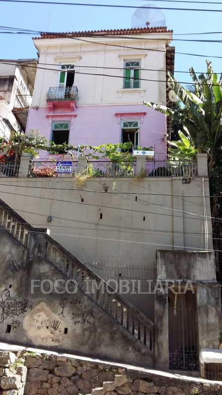 CASA - Casa à venda Rua Francisco Muratori,Santa Teresa, Rio de Janeiro - R$ 1.000.000 - FLCA100001 - 1