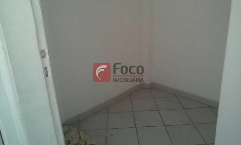 dependência - Apartamento à venda Rua João Líra,Leblon, Rio de Janeiro - R$ 1.500.000 - JBAP20222 - 22
