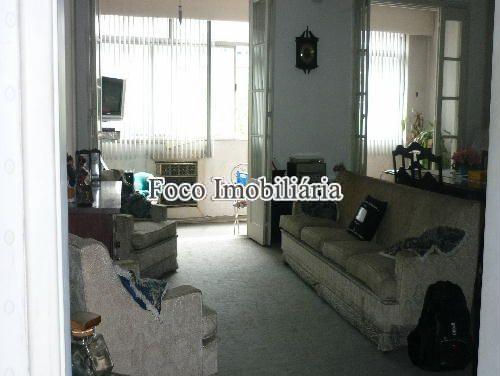 SALA - Apartamento à venda Avenida Princesa Isabel,Copacabana, Rio de Janeiro - R$ 1.200.000 - FA32502 - 3