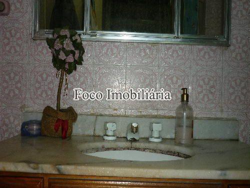 BANHEIRO - Apartamento à venda Avenida Princesa Isabel,Copacabana, Rio de Janeiro - R$ 1.200.000 - FA32502 - 18