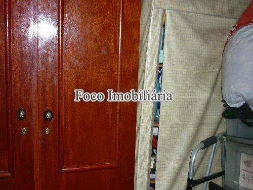 QUARTO EMPREGADA - Apartamento à venda Avenida Princesa Isabel,Copacabana, Rio de Janeiro - R$ 1.200.000 - FA32502 - 22