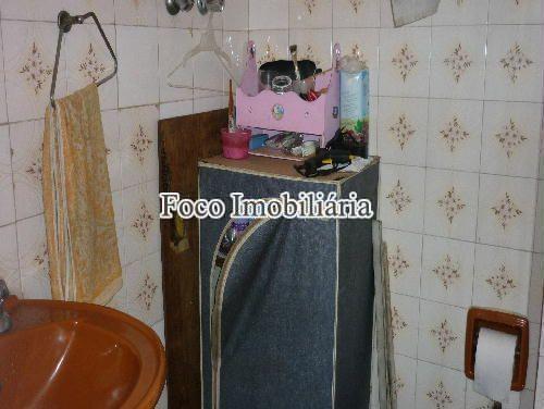 BANHEIRO EMPREGADA - Apartamento à venda Avenida Princesa Isabel,Copacabana, Rio de Janeiro - R$ 1.200.000 - FA32502 - 23