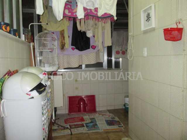 ÁREA SERVIÇO - Apartamento à venda Rua Santa Clara,Copacabana, Rio de Janeiro - R$ 1.400.000 - FLAP30617 - 23