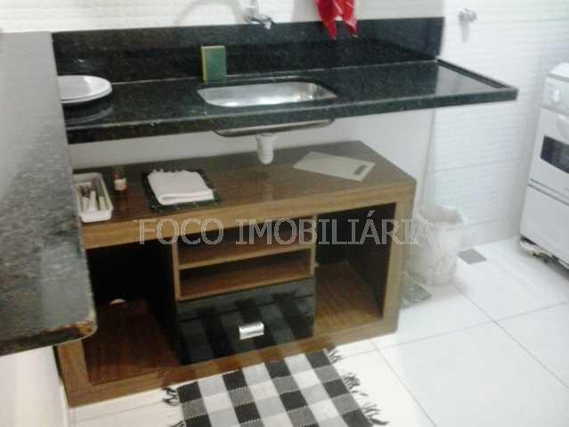 COZINHA - Apartamento à venda Rua Joaquim Silva,Centro, Rio de Janeiro - R$ 460.000 - FLAP10454 - 14