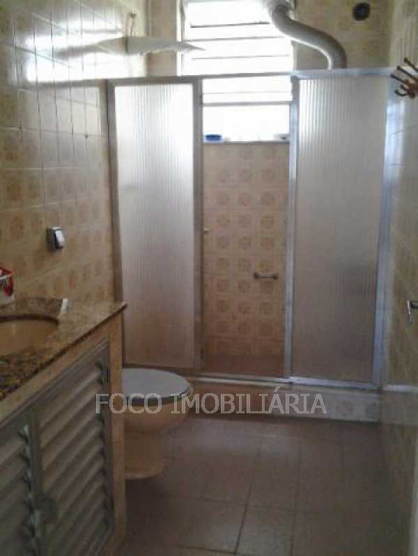 BANHEIRO SOCIAL - Apartamento à venda Rua Bento Lisboa,Catete, Rio de Janeiro - R$ 770.000 - FLAP30683 - 6