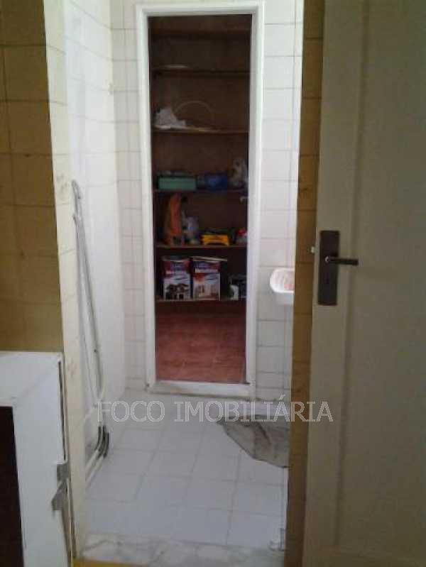 QUARTO EMPREGADA - Apartamento à venda Rua Bento Lisboa,Catete, Rio de Janeiro - R$ 770.000 - FLAP30683 - 22