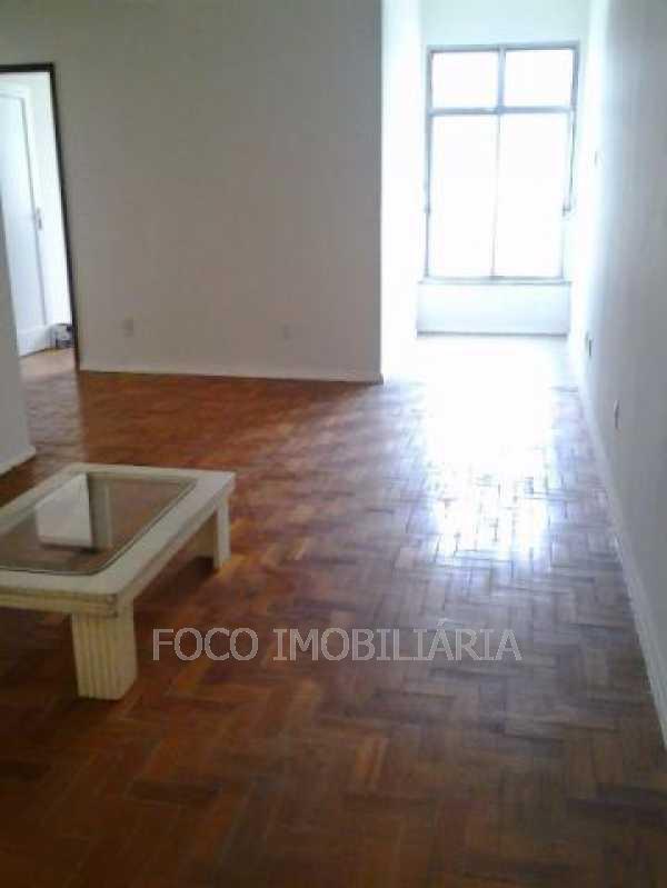 SALA - Apartamento à venda Rua Bento Lisboa,Catete, Rio de Janeiro - R$ 770.000 - FLAP30683 - 1