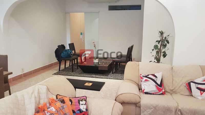 SALÃO - Apartamento à venda Avenida Rui Barbosa,Flamengo, Rio de Janeiro - R$ 1.150.000 - FA32782 - 5