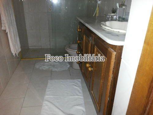 BANHEIRO - Apartamento à venda Avenida Rui Barbosa,Flamengo, Rio de Janeiro - R$ 1.150.000 - FA32782 - 18