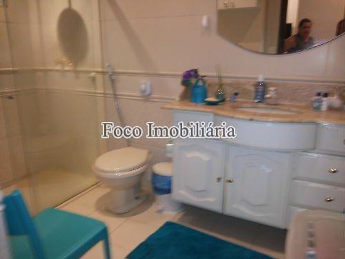 BANHEIRO - Apartamento à venda Avenida Rui Barbosa,Flamengo, Rio de Janeiro - R$ 1.150.000 - FA32782 - 19