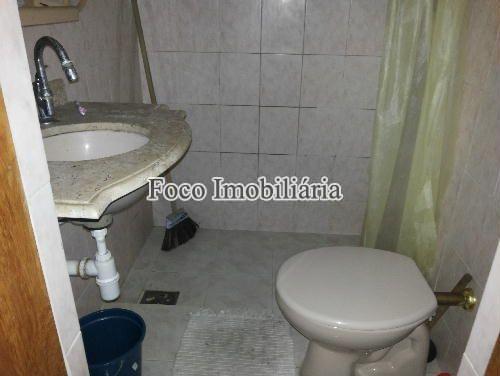 BANHEIRO EMPREGADA - Apartamento à venda Avenida Rui Barbosa,Flamengo, Rio de Janeiro - R$ 1.150.000 - FA32782 - 25