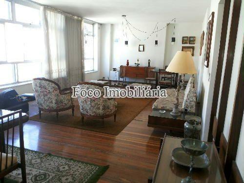 SALÃO - Apartamento à venda Rua Sá Ferreira,Copacabana, Rio de Janeiro - R$ 1.400.000 - FA32814 - 1