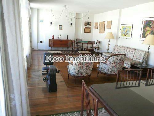 SALÃO - Apartamento à venda Rua Sá Ferreira,Copacabana, Rio de Janeiro - R$ 1.400.000 - FA32814 - 8