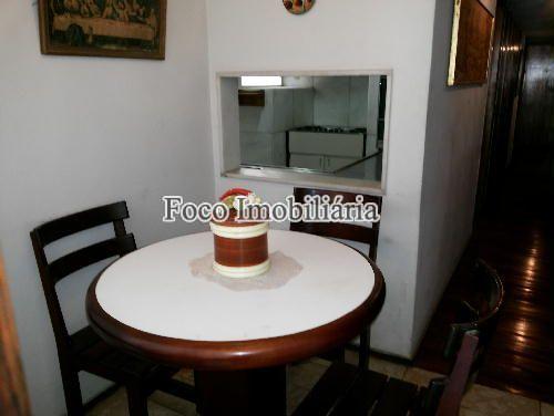 SALA - Apartamento à venda Rua Sá Ferreira,Copacabana, Rio de Janeiro - R$ 1.400.000 - FA32814 - 4