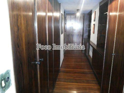CIRCULAÇÃO - Apartamento à venda Rua Sá Ferreira,Copacabana, Rio de Janeiro - R$ 1.400.000 - FA32814 - 7
